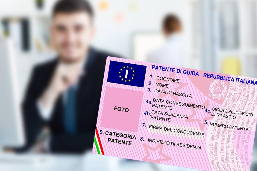 servizi patente roma agenzia ilario